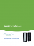 PPE Capability Statement REV01